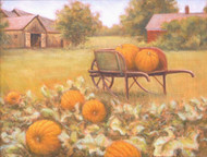 Jigsaw Puzzle- Pumpkin Patch