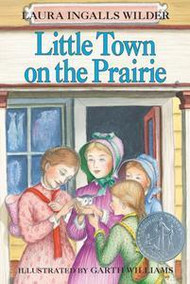 Little Town On the Prairie- hard cover