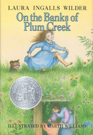 On the Banks of Plum Creek hard cover