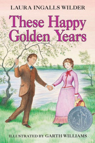 These Happy Golden Years = hard cover