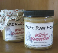 Wilder Farm Honey
