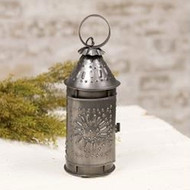 Reveres Lantern- antiqued tin