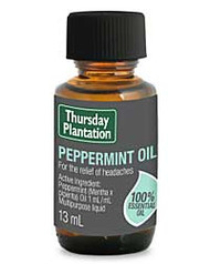 Peppermint Oil 13ml Thursday Plantation