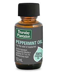 Thursday Plantation Peppermint is a regenerating and vibrant oil that encourages focus and concentration