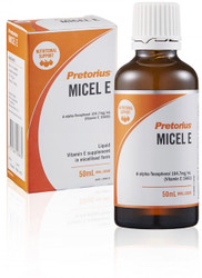 Pretorius Micel E for those who have difficulty swallowing tablets or capsules to help diminish the sight of scars