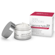 Skin Doctors Gamma Hydroxy Forte 'Polyhydroxy Skin Resurfacing with retinol' reduces the appearance of wrinkles, visible pores, freckles, sun damage and pitted acne scarring