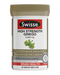 Swisse Ultiboost Ginkgo High Strength supports healthy blood circulation, cognitive function,memory