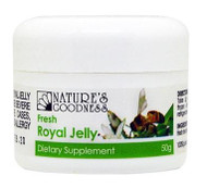 Fresh Royal Jelly 50g Nature's Goodness