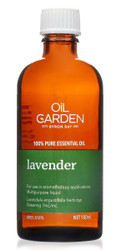 Oil Garden Lavender Pure Essential Oil is reputed for relaxation, inner peace and healing. Also useful for: Headaches, stress, insomnia, insect bites,eczema and inflamed skin.