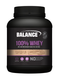 Balance Sports Nutrition 100% Whey Cookies & Cream is a high protein, gluten free blend with added digestive enzymes to meet the heavy demands of training whether your priority is building lean muscle, improving recovery or both