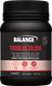 Balance Sports Nutrition Tribulus 20000 is a high potency herbal formula that supports the levels of testosterone, luteinizing hormone (LH) and dehydroepiandrosterone (DHEA), aiding muscle strength, supporting sexual function and improving libido.