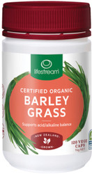 Lifestream Barley Grass is nature's premium alkalising food