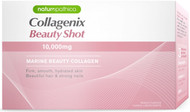 Naturopathica Collagenix Beauty Shot contains a highly concentrated dose of premium marine collagen to help support collagen repair from within.