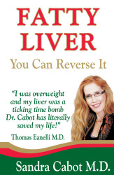 Fatty Liver - You Can Reverse It is the new book from Dr Sandra Cabot and Dr Thomas Eanelli and explains how to reverse fatty liver and restore your health
