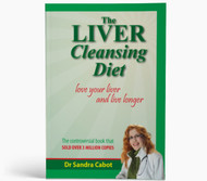 Best Seller from Dr Sandra Cabot - New Edition of The Liver Cleansing Diet Book