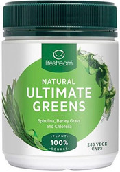 Lifestream Ultimate Greens is a highly effective blend of the Green Superfoods