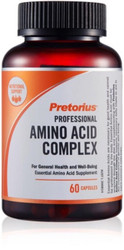 Pretorius Amino Acid Complex is a well balanced Amino Acid formula that helps provide stamina and endurance
