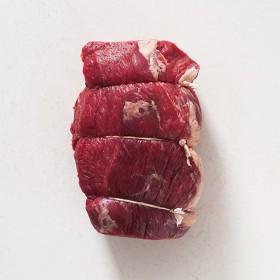 Grasped Beef Sirloin Tip Roast