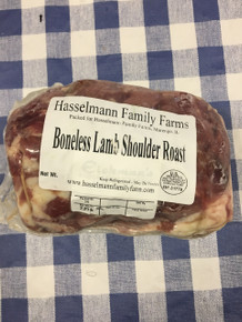 Boneless Lamb Shoulder Roast