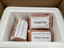 8 lb Sausage Pack SHIPPED (shipping included)