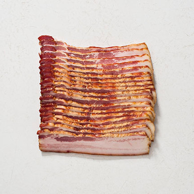 Uncured, smoked Bacon.