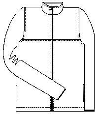 Full Zip Fleece Jacket With Logo