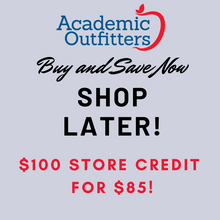 Buy and Save Now - Shop Later! $100 Store Credit for $85.00!