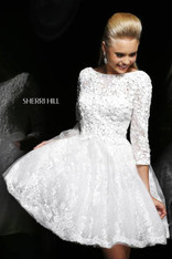 Sherri Hill - Wedding Dress #4303