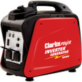 Latest CLARKE IG2000 INVERTER GENERATOR 230V AC 1800 watts max Continuous running Petrol