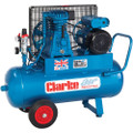 CLARKE AIR COMPRESSOR  230v 3HP 15CFM 50 LTR PORTABLE 2092620