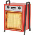 CLARKE DEVIL 6015  WORKSHOP ELECTRIC 15KW FAN HEATER 3 PHASE 400 volts