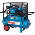 Latest CLARKE XEPV16H/50 INDUSTRIAL PORTABLE 14 CFM 3HP 230v AIR COMPRESSOR