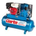 CLARKE AIR COMPRESSOR HONDA 8HP PETROL 23CFM 150 LTR SP15ND SP27C150