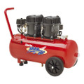 CLARKE SHHH AIR 3.53 CFM 50 LITRE QUIET RUN COMPRESSOR