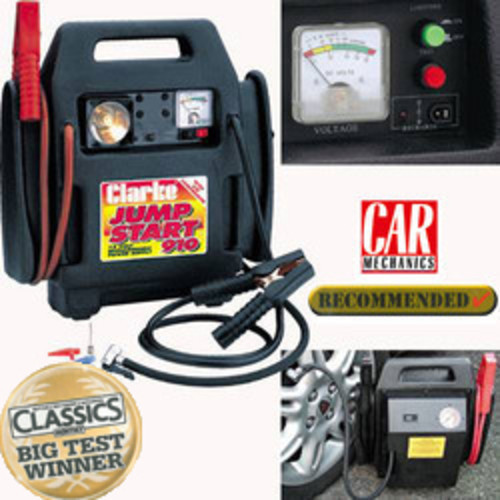 Clarke Jumpstart 1100C with compressor
