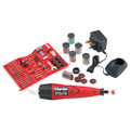 CLARKE CORDLESS ROTARY TOOL WITH 262 PIECE ACCESSORY KIT CCRT266