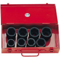 "CLARKE CIS19/9M ó"" HEAVY DUTY METRIC IMPACT SOCKET SET"