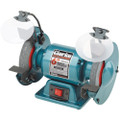 CLARKE BENCH GRINDER 6 INCH FINE AND COARSE 230VOLT