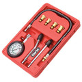 CLARKES CAR MECHANICS 8 PIECE COMPRESSION TESTER for PETROL ENGINES