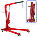 Latest Model CLARKE 1 TON FOLDING ENGINE CRANE CFC100