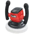 CLARKE CAR CLEANER 230V CAR POLISHER INC 5 MOPS CP254
