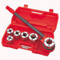 CLARKE PLUMBERS PIPE THREADING KIT 6 PIECE
