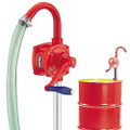 CLARKE ROTARY OIL BARREL PUMP FOR GARAGE WORKSHOPS
