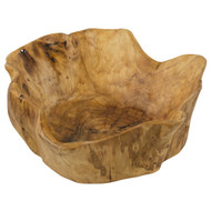Wooden Bowl - Large