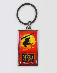 Miss Saigon Keyring