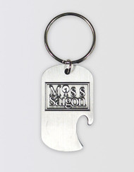 Miss Saigon Bottle Opener Keyring