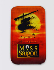 Miss Saigon Logo Magnet