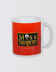 Miss Saigon Ceramic Mug - London