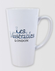 Les Miserables Latte Mug