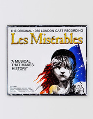 Les Miserables Original 1985 London Cast CD